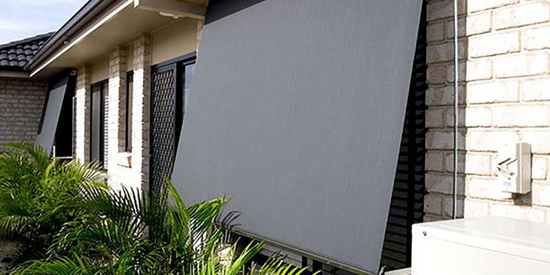 Standard and automatic awnings